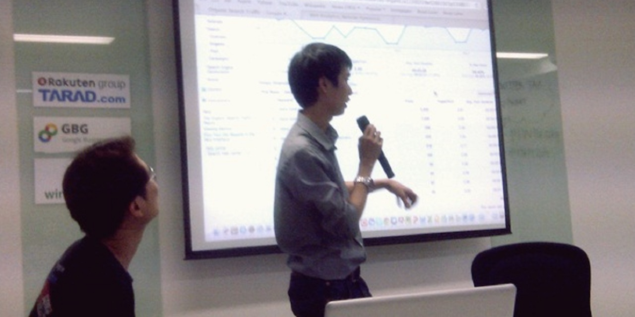 google analytic seminar