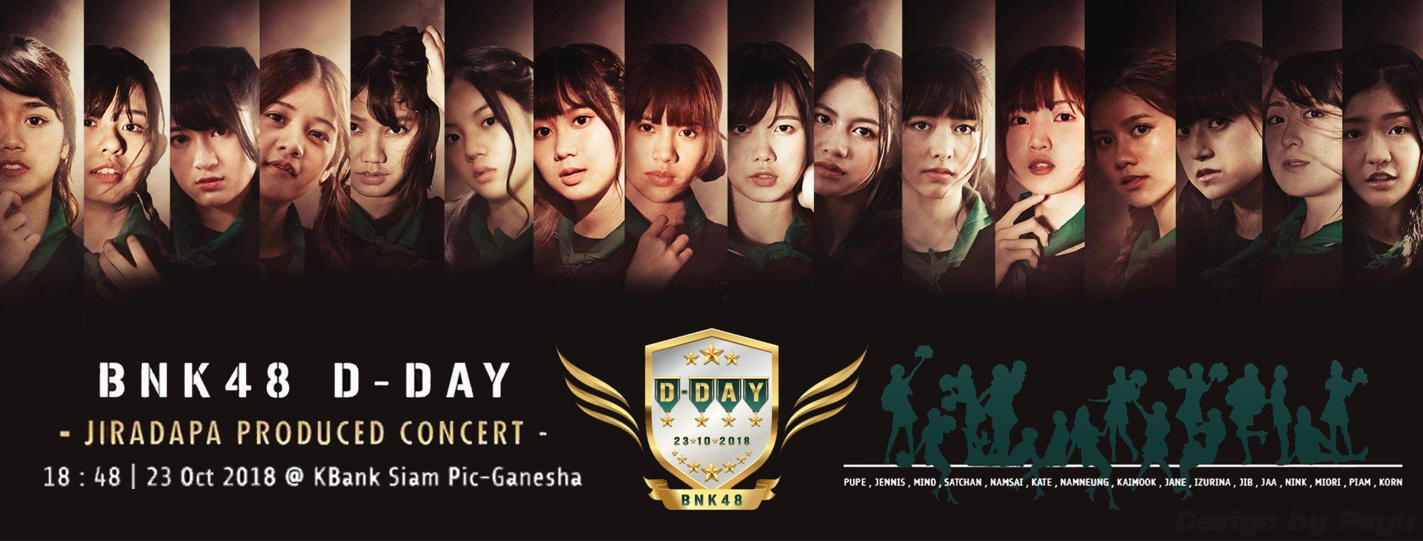 จาก Girls Don't Cry ถึง BNK48 D-Day Concert 2