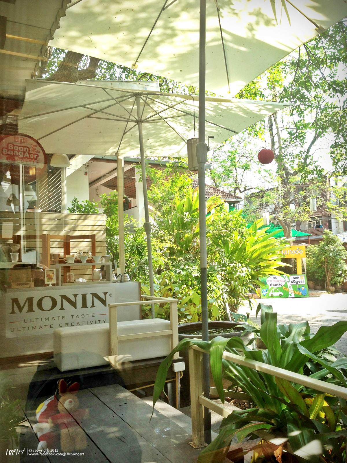 Sunday in the Garden at Baan Bang Aor Coffee 1