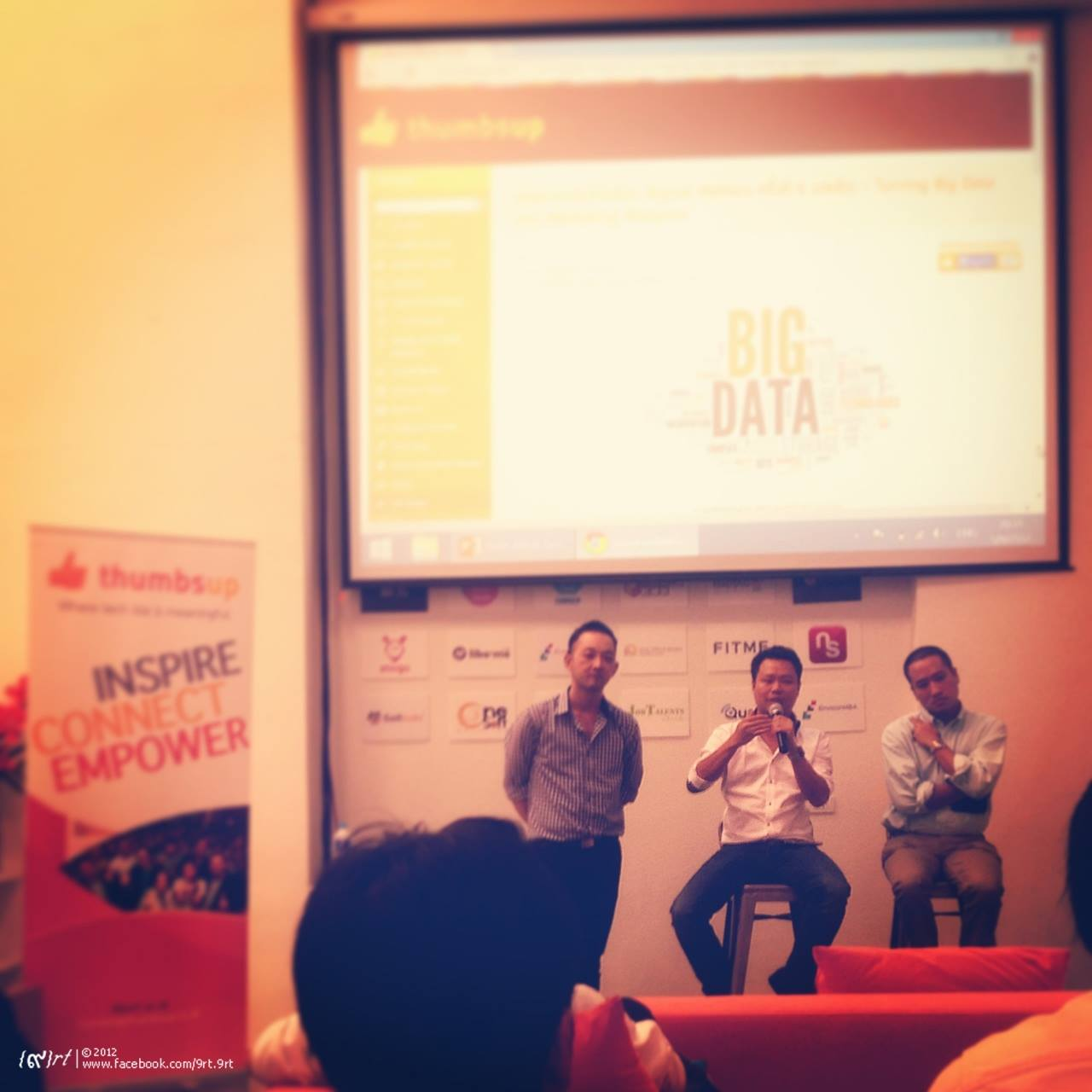 Today and Tomorrow of Big Data for digital marketers in Thailand